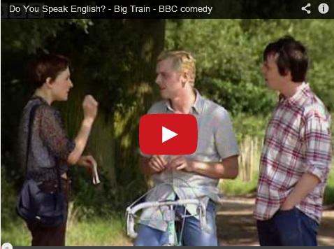 Komik Video: İngilizce Biliyor Musunuz?